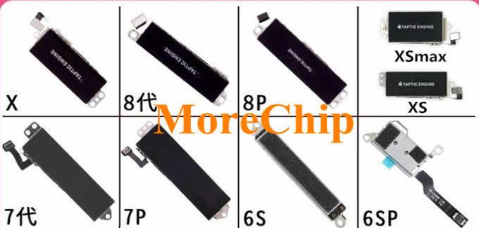 Dla iPhone 5 5S SE 6 6Plus 6S 6SP 7 7P 8 8P X/XS /XS Max/XR wibrator silnika Flex taśma kablowa części do montażu