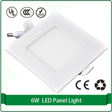light flat panel 3W led panel lampa 85×85 square led light super slim led surface panel 2835 led panel