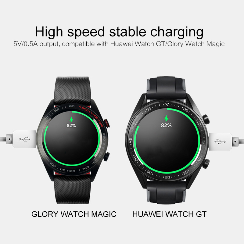 Wireless Charger for Huawei GT Honor Watches Portable Magic Fast Magnetic Charging Dock Chargers Watch Accessories