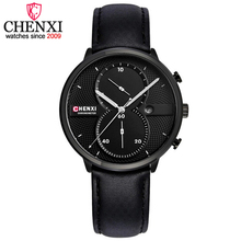 CHENXI Relogio Masculino Man Watch Chronograph Mens Watches Top Brand Luxury Sports Watches Men Clock Quartz WristWatch Male New