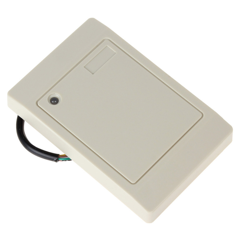 125Khz RFID Smart card wiegand 26 Reader Weigand compatible ID 125khz rfid card reader