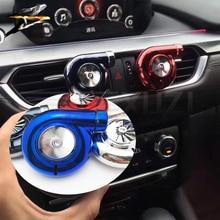 Mini-car turbocharged model Car Perfume Original Air Freshener Conditioner Ventilation Clip