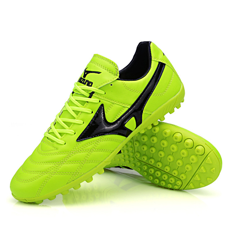 3aecc57e3a7 Bjakin New Adults Men s Outdoor Soccer Cleats Shoes High Top TF FG Football  Boots Training Sports Sneakers Shoes Plus Size 32 44-in Soccer Shoes from  Sports ...