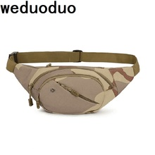 Weduoduo Colourful Waist Bags For Men Unisex Multifunction Pack Travel Fanny Items Organizer Summer Chest