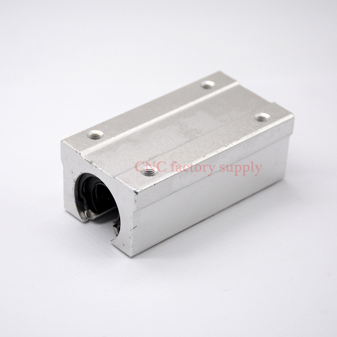 2pcs/lot Free shipping SBR16LUU 16mm Linear Ball Bearing Block CNC Router free shipping sc16vuu sc16v scv16uu scv16 16mm linear bearing block diy linear slide bearing units cnc router