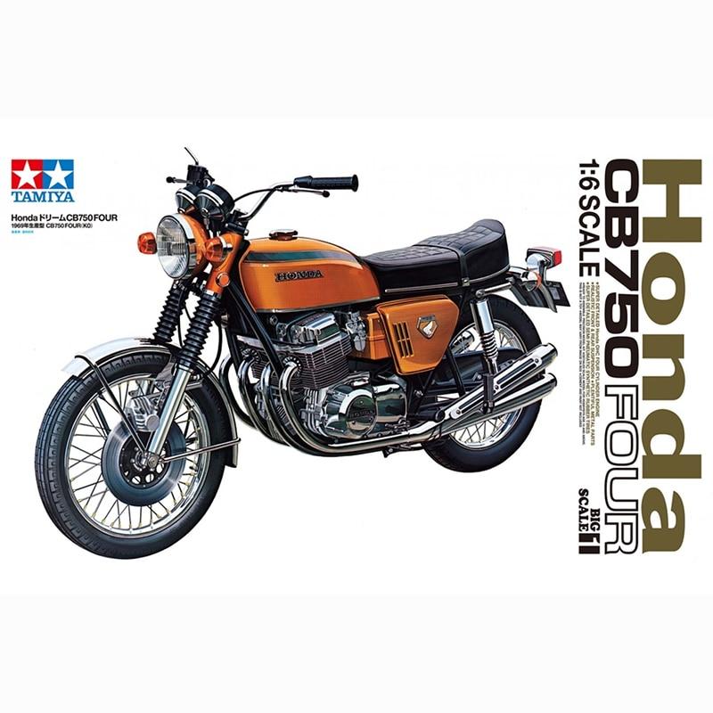 1/6 TAMIYA 16001 HONDA CB750 quatre modèles passe temps-in Kits de construction from Jeux et loisirs    1