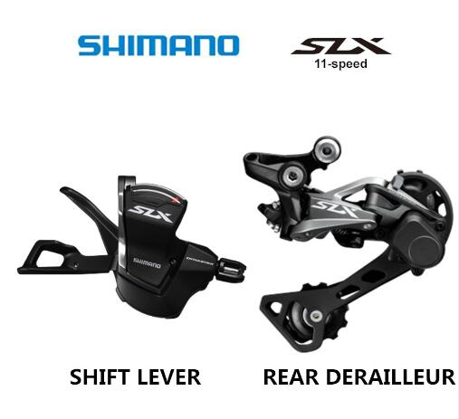 SHIMANO DEORE SLX M7000 Groupset SL M7000 SHIFT LEVER + RD M7000 REAR DERAILLEUR MTB 11-SPEED M7000 SL+RD GSSHIMANO DEORE SLX M7000 Groupset SL M7000 SHIFT LEVER + RD M7000 REAR DERAILLEUR MTB 11-SPEED M7000 SL+RD GS