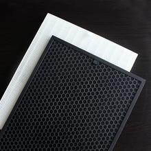 FU 888SV HEPA Filtre À Charbon Actif pour Sharp FU P60S FU 888SV FU 4031NAS FU P40S humidificateur dair pièces filtre