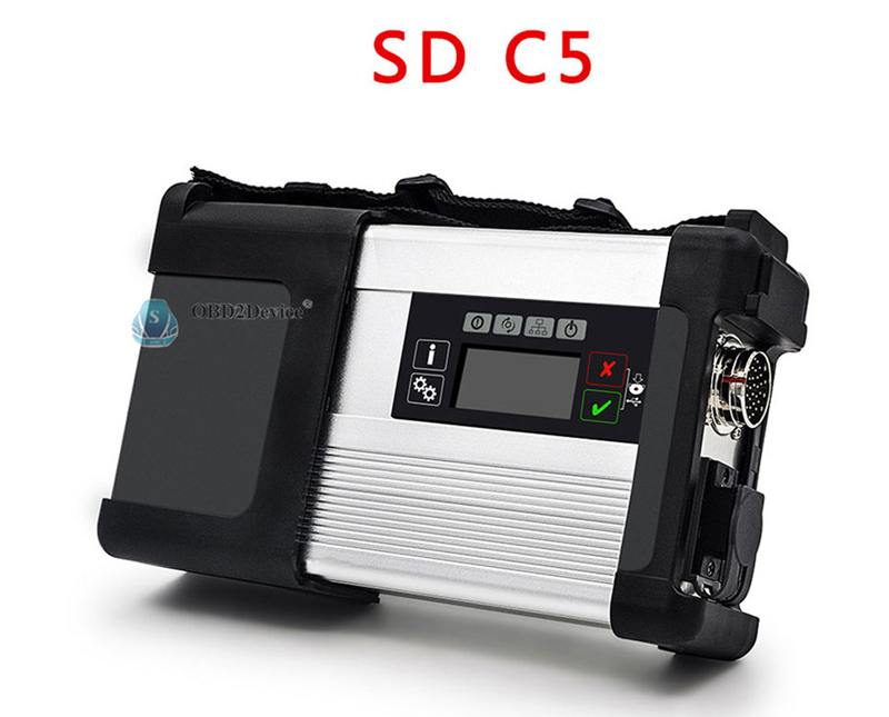 US $390 0  MB Star C5 2019 SD Connect C5 with newest software 2019 07  diagnostic tool mb star c5 vediamo/X/DSA/DTS with CF19 Laptop-in Mechanical