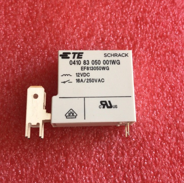 2PCS SCHRACK RT314024 16A 250VAC ORIGINAL Tyco//TE Relay 8PINS