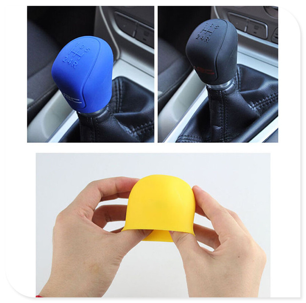 Car Shift  Handbrake Stall Cover For Honda Everus Clarity Civic Accord Urban FCX Brio 3R-C Odyssey Jazz Fit P-NUT