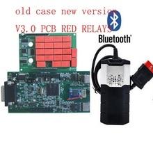 Envío Gratis V3.0 pcb nuevo VCI 5 unids/lote CDP PRO NEC relés bluetooth VD ds150e CDP PRO herramienta de escáner de diagnóstico para delphis