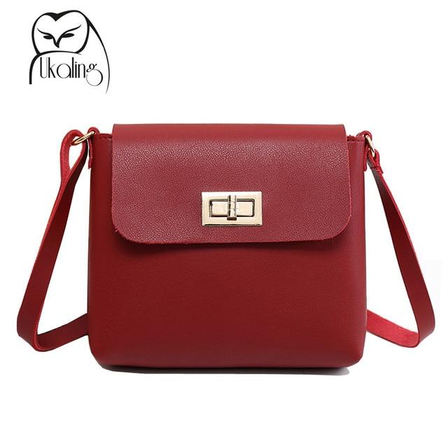 9c78a5efdfaf UKQLING Small Crossbody Bags for Women Bag Casual Female Purse Handbag  Shoulder Bag Messenger Flap Long Strap Sac a Main Femme