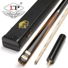 2019 LP 3/4 Piece Snooker Cue Kit with Case Extension 10mm Tip stick Billiard Stick Professional
