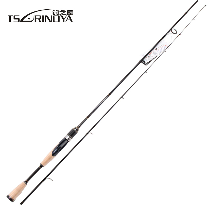 TSURINOYA PROFLEX UL Tip Fishing Rod 1 89m Lure Weight 2 8g FUJI Accessories Ultralight Carbon