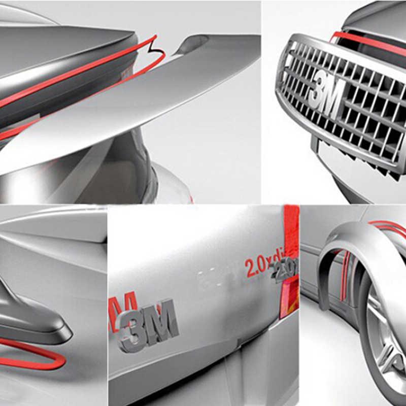 รถสองด้านเทปStickyสติกเกอร์สำหรับKia Rio K2 3 Ceed Sportage Sorento CeratoแขนSoul Picanto optima K3