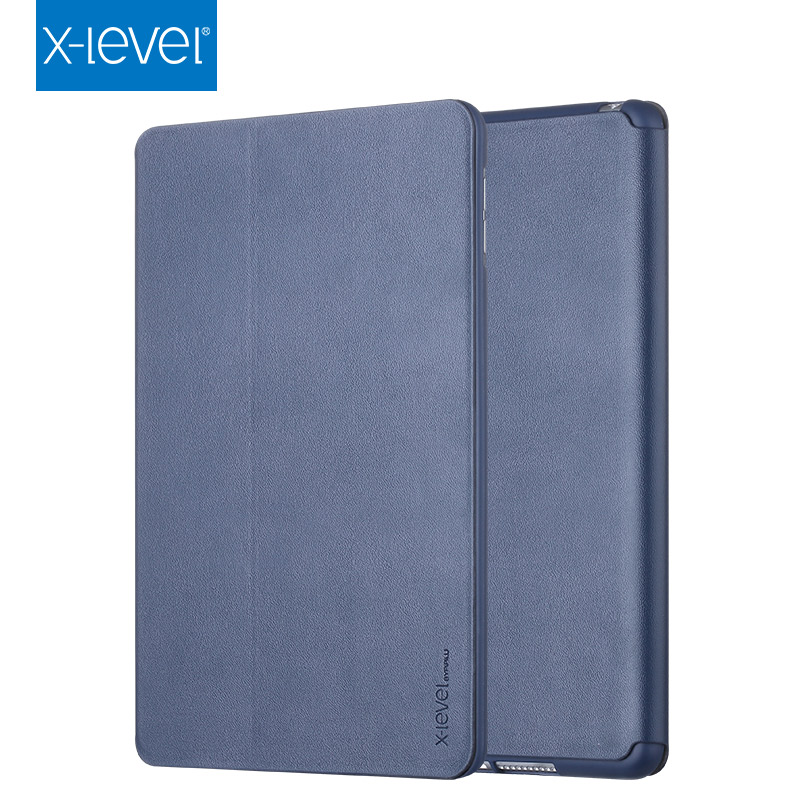 X Level Book Leather Flip Cases For Apple iPad Pro 12 9 2017 Ultra Thin Business
