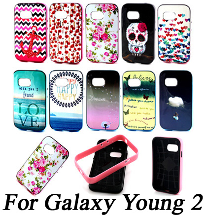 custodia samsung young