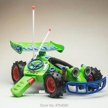 Ücretsiz Kargo Orijinal Thinkway Oyuncak Hikayesi Koleksiyonu Ahşap RC araba Aksiyon Figürleri oyuncaklar Bebek Çocuk giftt