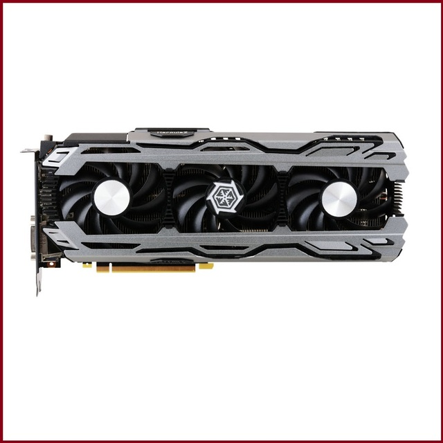 GTX1060 Hercule X3 6 GB 192-bit GDD5 iChiLL Inno3D GeForce GTX 1060