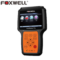 Foxwell NT624 Pro All System OBD2 Diagnostic Tool ABS SRS Airbag Transmission Engine Oil Service Reset