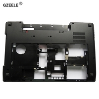 New Laptop Bottom Case Cover For Lenovo Y580 Y585 Y580N Y580A Series MainBoard Bottom Casing Case