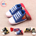 2017New Superman Batman Baby Shoes Fashion Cartoon Toddler Infants Baby Boys Canvas Shoes Spring Autumn Winter First Walkers