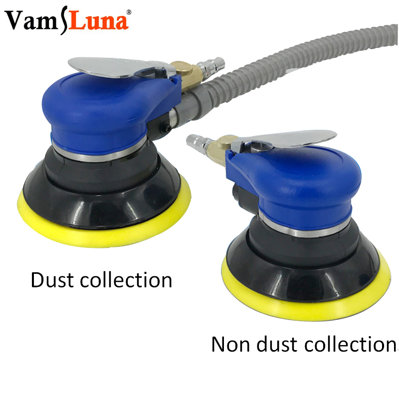 1X Eccentricity Air Sander Pneumatic Polisher Grinding Machiner Wax Polishing Automotive Tool Burnish Machine for Car Industry1X Eccentricity Air Sander Pneumatic Polisher Grinding Machiner Wax Polishing Automotive Tool Burnish Machine for Car Industry
