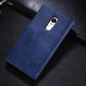 """Image 5 - Xiaomi Redmi 5 Case 5.7 inch Flip Wallet Leather Soft Silicon Cover Xiaomi Redmi 5 Plus Cases 5.99""""  Original Genuine Mcoldata"""