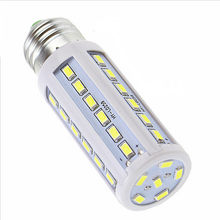 10W E27 B22 E14 42LED 5730 SMD 110V/220V LED Corn Bulb Lamp Warm / white Lampada Pendant Lighting Chandelier Ceiling Spot Light(China)