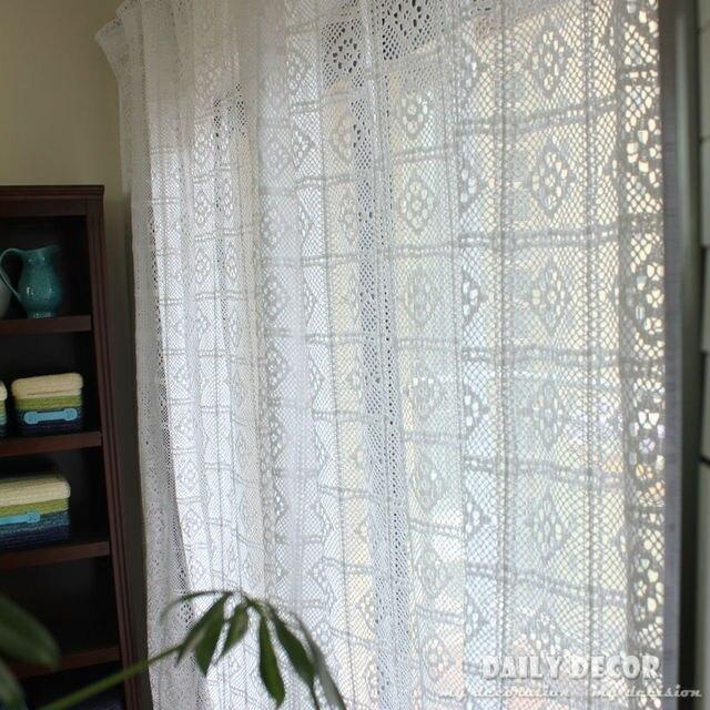 finished 240 250cm d 39 angleterre white handmade crochet. Black Bedroom Furniture Sets. Home Design Ideas