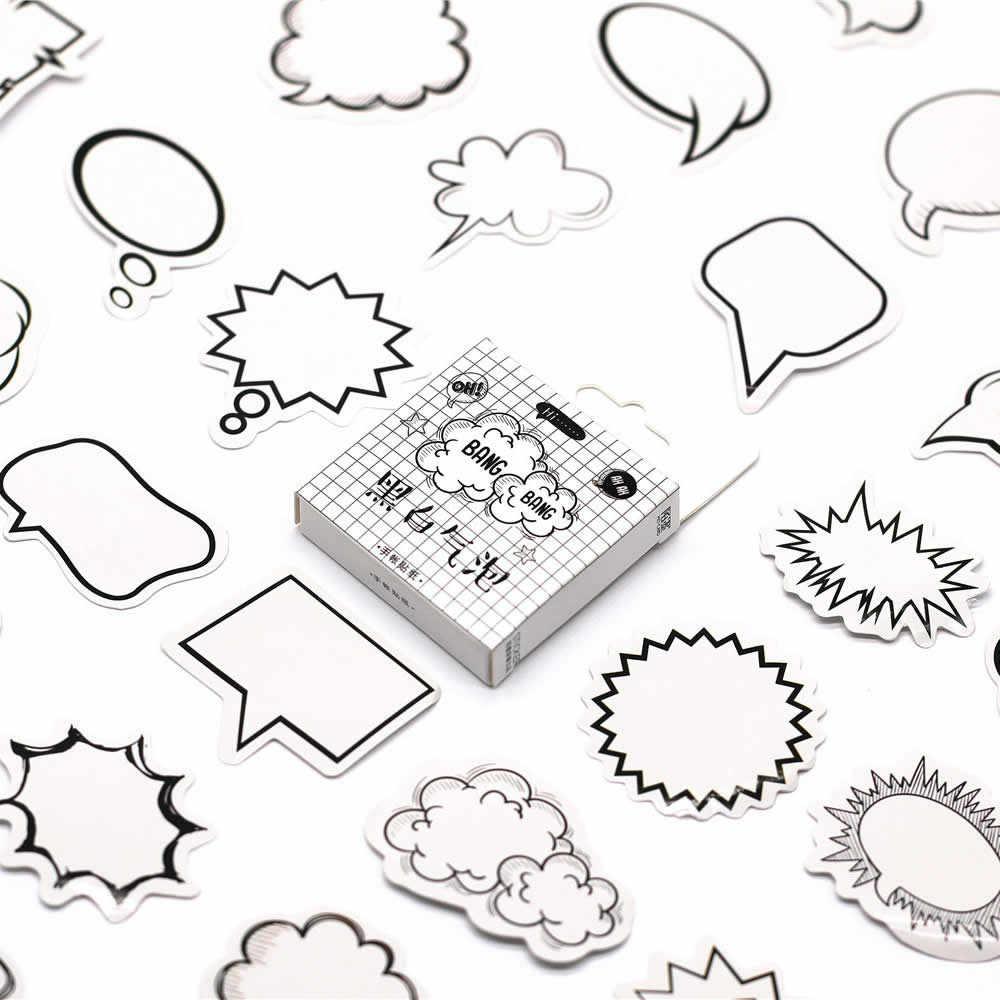 45 ชิ้น/แพ็ค Kawaii เครื่องเขียนสติกเกอร์รูปแบบแคคตัส Scrapbooking ไดอารี่วางแผนโพสต์ It โรงเรียนขอบคุณสติกเกอร์น่ารัก