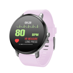 Image 5 - Спортивные Смарт часы V11, 1,3 дюйма, цветные, водостойкие, IP67, уведомления о звонках/сообщениях, пульсометр, измерение кровяного давления, Смарт часы