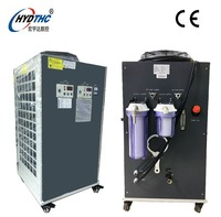 Water cooled chiller for1000W fiber laser cutting machine ,fiber laser source