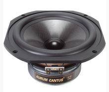 1PCS Aurum Cantus AC-165 6-1/2″ Carbon Fiber/Kevlar Woofer New Arrived In Stock