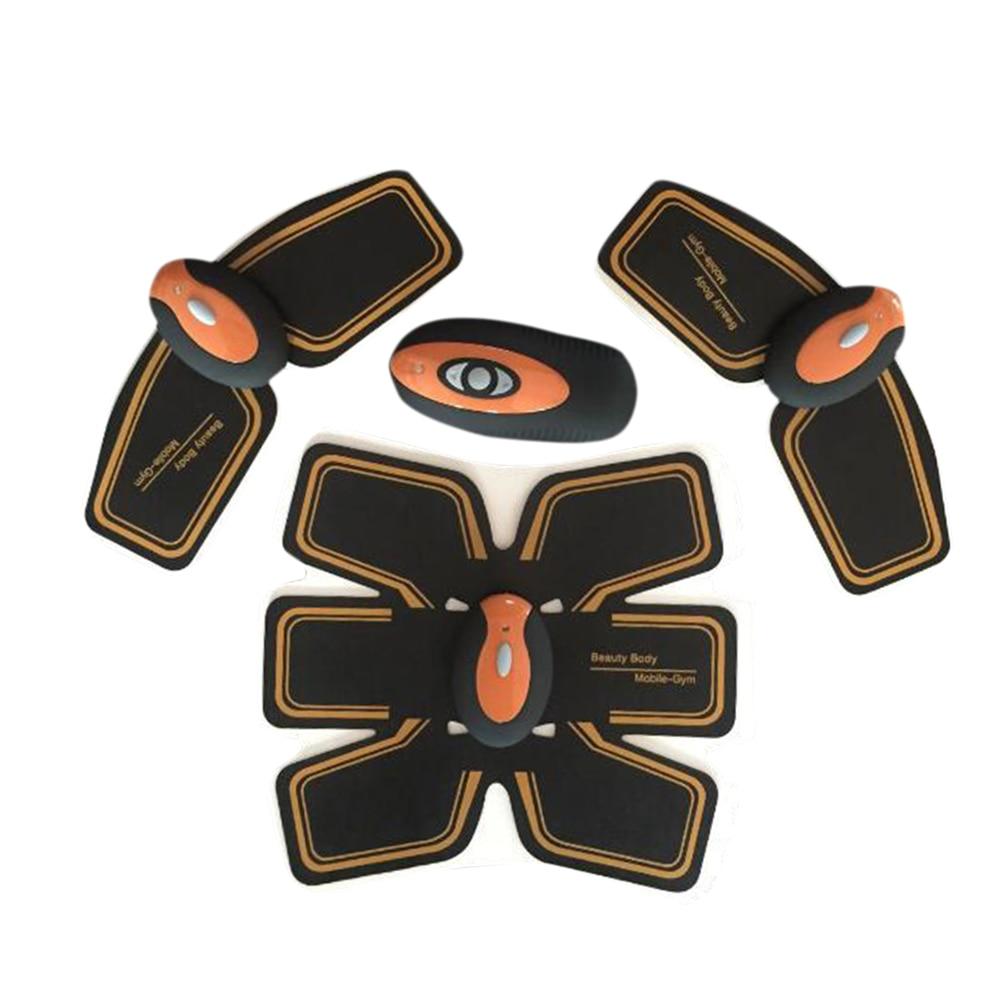 Power Fit Vibrations Abdominale Formateur Musculaire ABS Muscle Formation Vitesse Dispositif Électrique Perte de Poids Minceur Masseur Pour Le Corps