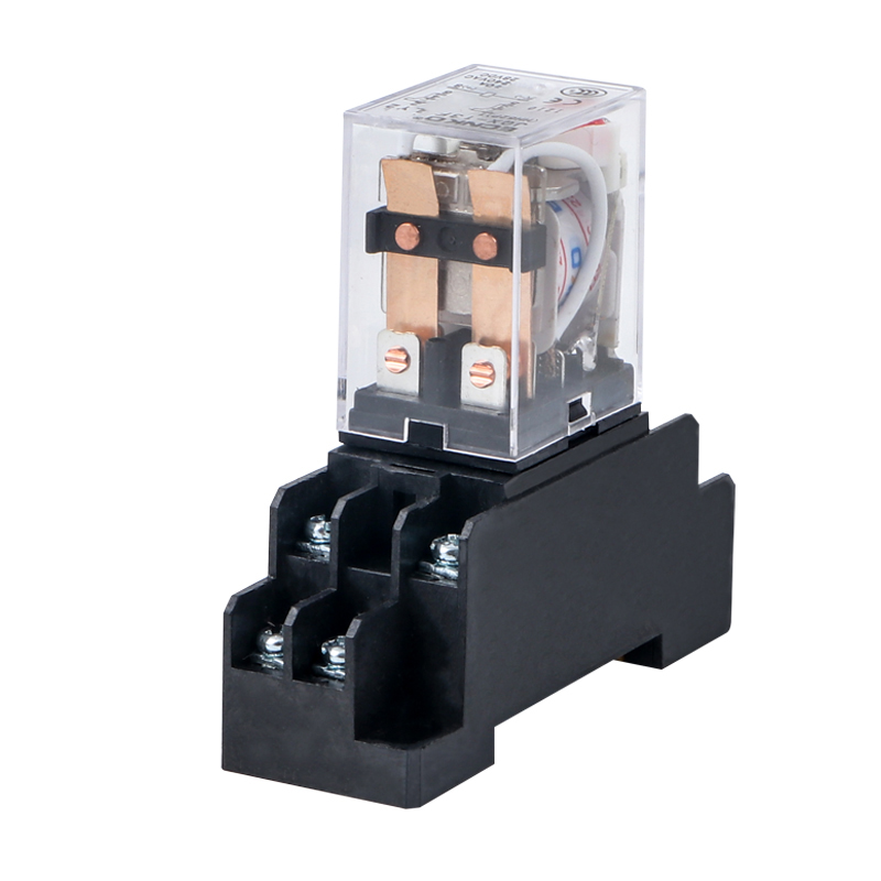 LY2NJ 8PIN DPDT AC220V Electromagnetic Coil Power Relay HH62P Miniature Relay