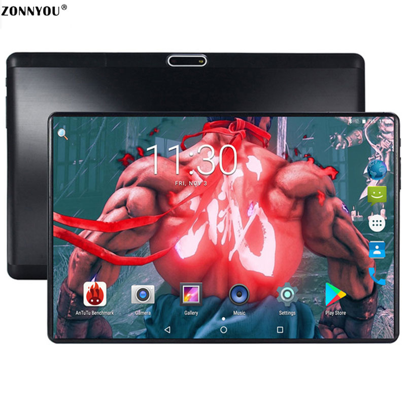 New 10.1 inch Tablet PC Android 8.0 3G Phone Call Octa Core 4GB/32GB Dual SIM Cards IPS 2.5D Tempered Glass Tablet PC +CoverNew 10.1 inch Tablet PC Android 8.0 3G Phone Call Octa Core 4GB/32GB Dual SIM Cards IPS 2.5D Tempered Glass Tablet PC +Cover