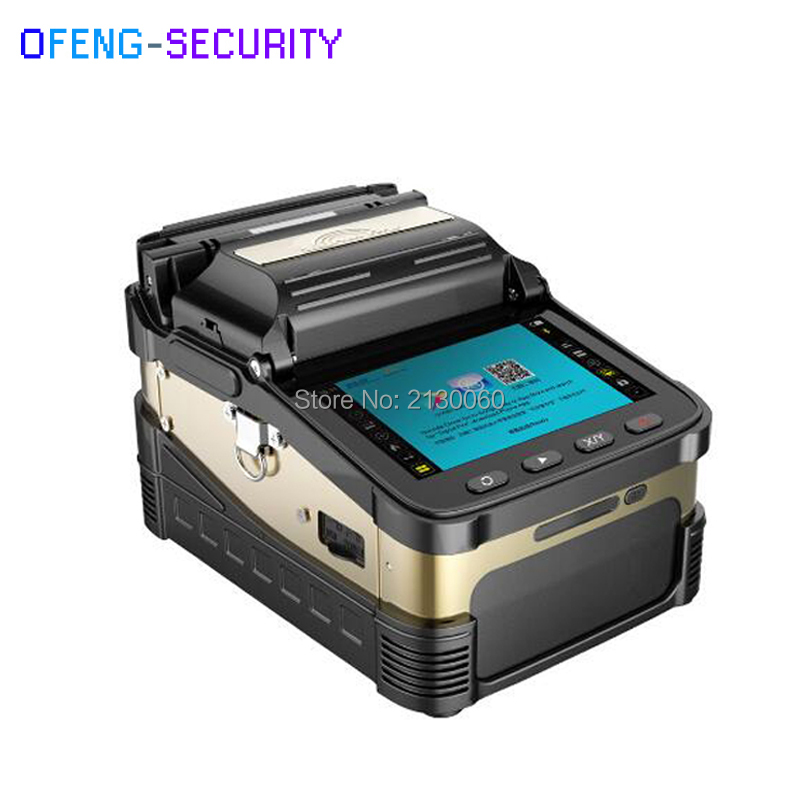 Automatic Intelligent Optical Fiber Fusion Splicer AI-8