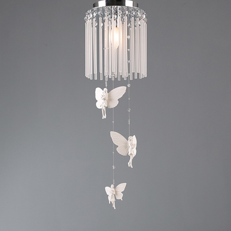 European Resin Bless Angel Dining Room Pendant Lamp Restaurant Bar Counter Glass Pendant Lamp Crystal Kitchen Room Pendant LampsEuropean Resin Bless Angel Dining Room Pendant Lamp Restaurant Bar Counter Glass Pendant Lamp Crystal Kitchen Room Pendant Lamps