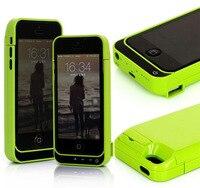 7 Colores Mini 5S De Energía Para el iphone 5c 4200 mah Cargador Portátil cargador de Batería de Reserva Externa Recargable iphone5 sí