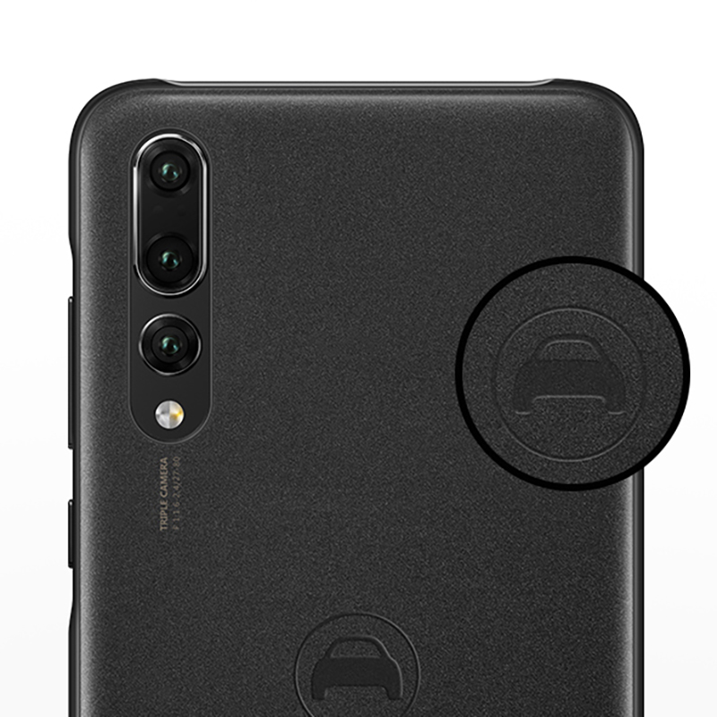 save off 0a143 6508b US $45.9 |HUAWEI P20 Pro Case Original Official Navigation Kit HUAWEI P20  Case Magnetic Leather Back Cover + Car Magnetic Phone Holder-in Flip Cases  ...