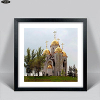 DIY Diamond Painting Cross Stitch Kit Needlework 5d Diamond Embroidery Mosaic Full DMC Round Rhinestone Christian