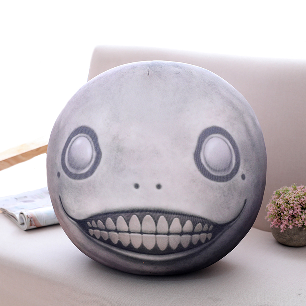 1pc 20cm creative EMIL plush toy stuffed soft pillow Full Head NieR:Automata Simulation Plush Toy funny gift for kids grassroot 15 6 inch touch screen digitizer panel for toshiba satellite c55t b5349 b5140 b5286 b5380 s55t b touch screen no lcd