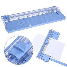 Портативный триммер для бумаги A4/A5, стандартная точность, ремесло «сделай сам», фотобумага, резак для бумаги, высекальная машина, офисные пр...