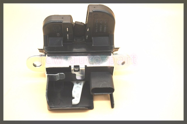 5ND827505 5K0827505 6RD827505 REAR TRUNK LOCK BLOCK TRUNK LID LOCK LATCH FOR Volkswagen VW GOLF GTI V VI PASSAT NEW POLO TIGUAN