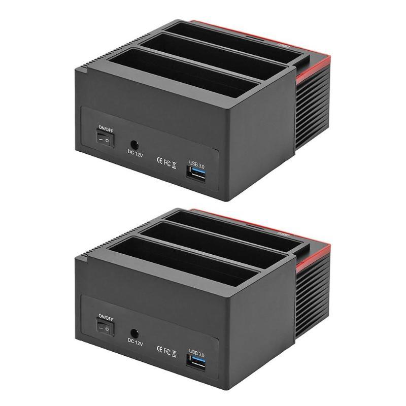 2.5/3.5 Inch HDD Docking Station HDD Case External Hard Drive Case Sata IDE to usb 3.0 Storage Dock EU US plug aluminum hard disk external case 6tb hdd box 2 5 3 5 usb 3 0 hdd docking station sata to usb hdd dock 2 5 hdd case