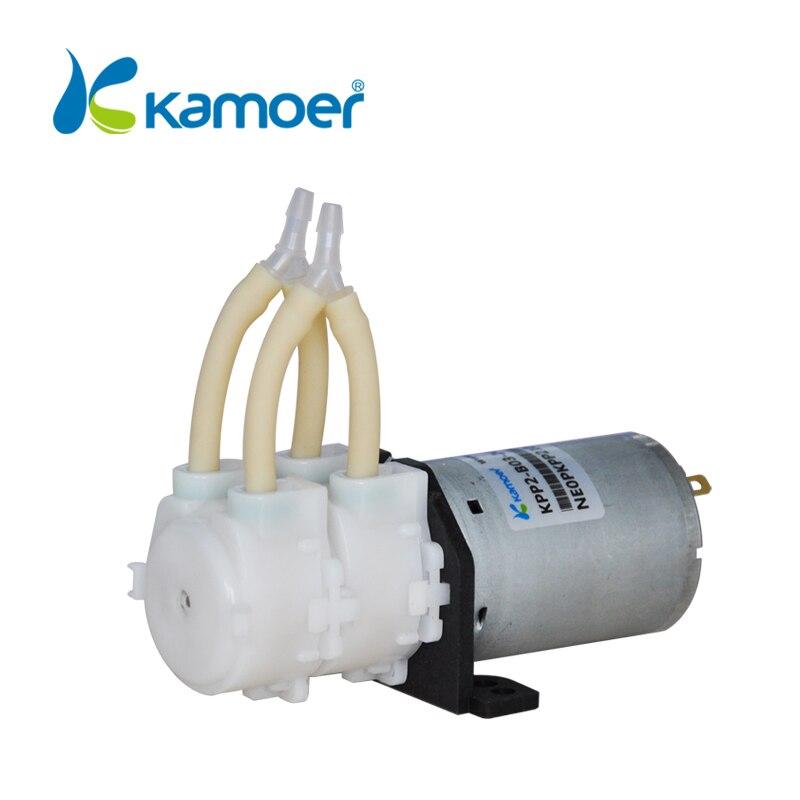ФОТО Kamoer peristaltic chemical dosing pump double head KPP2
