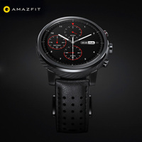 Xiaomi Huami AMAZFIT Stratos GPS 5ATM Waterproof Smart Sports Watch 2 Firstbeat Swimming 512MB 4GB Smartwatch