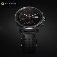 Xiaomi Huami AMAZFIT Stratos GPS 5ATM Waterproof Smart Sports Watch 2 Firstbeat Swimming 512MB 4GB Smartwatch